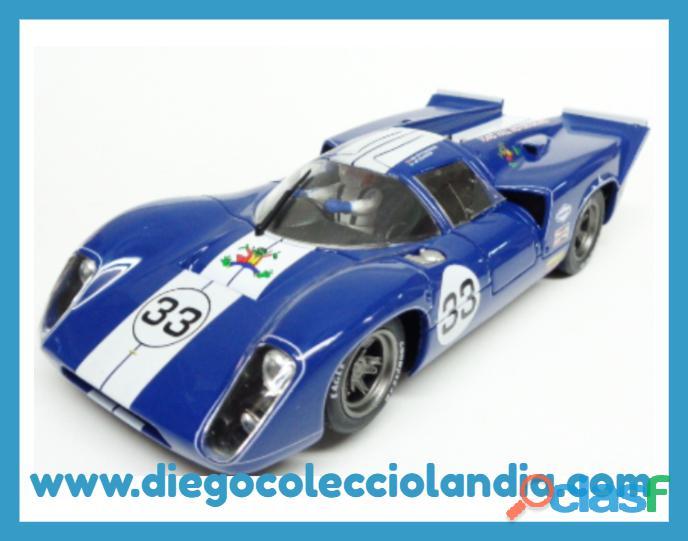 FLY CAR MODEL PARA SCALEXTRIC EN DIEGO COLECCIOLANDIA 18