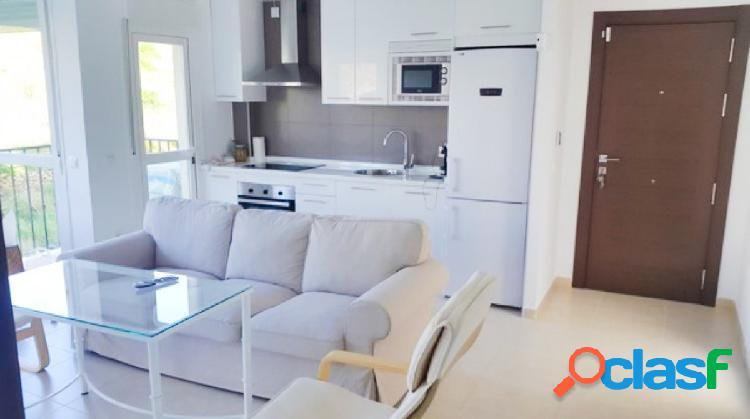 Piso de 1 dormitorio en venta en torrox costa, con parking y 2 terrazas