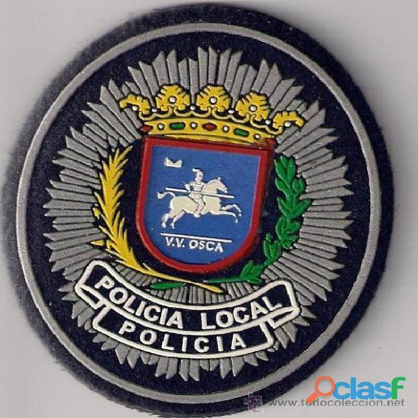 Temario policia local huesca