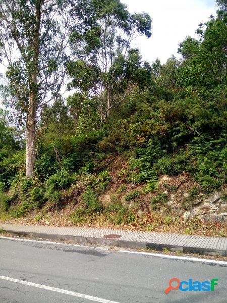 Venta de terreno edificable en lugar de ventosa s/n (ames) santiago