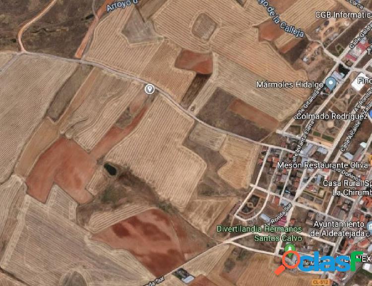 Terreno rural en venta en aldeatejada zona del camino de doñinos, salamanca.