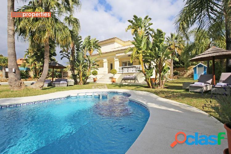 Villa en la nueva milla de oro, estepona, malaga