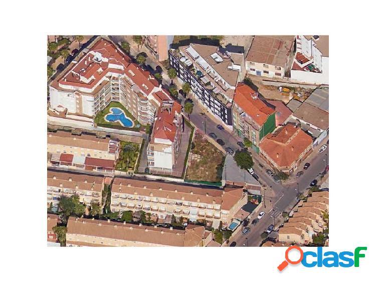 Producto bancario. suelo urbano de 425.0 m2 situado en la zona de miguel hernández. uso mayoritario residencial, de 1020 m2 de edificabilidad total, y con un máximo de 8 viviendas.
