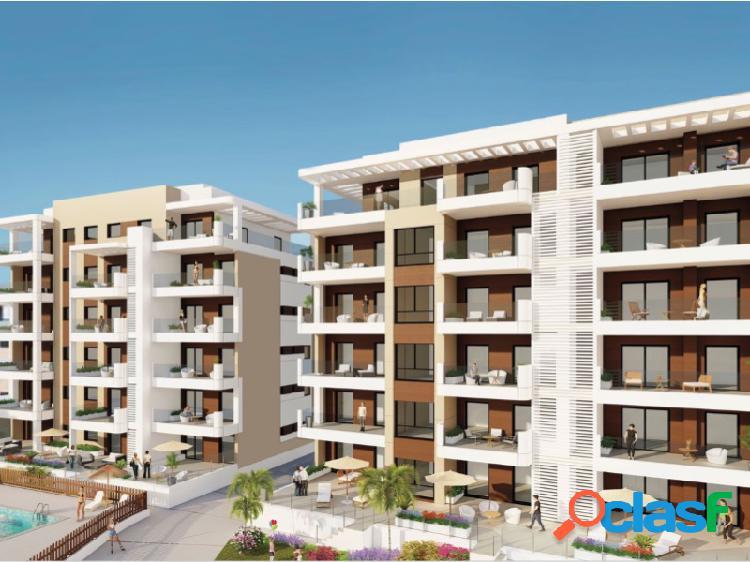 Apartamento con vistas al mar en mil palmeras