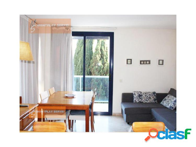 Apartamento en calafell con vistas al mar