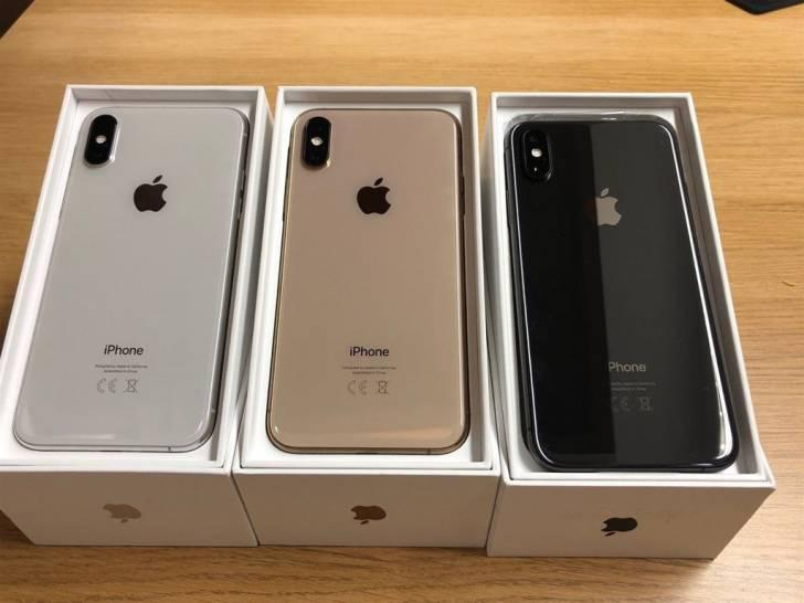 Apple iphone xs y xs max 64gb -- €400