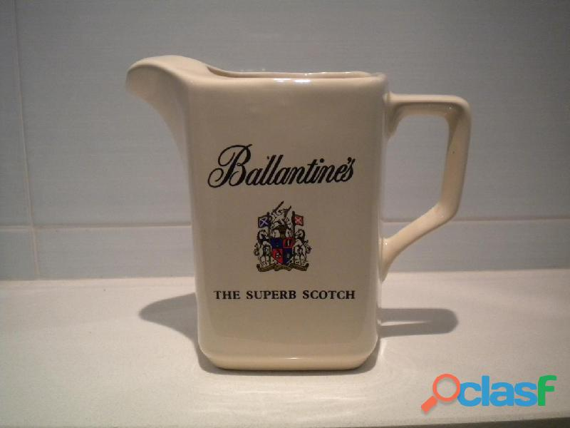 Jarra de Whisky Ballantine's
