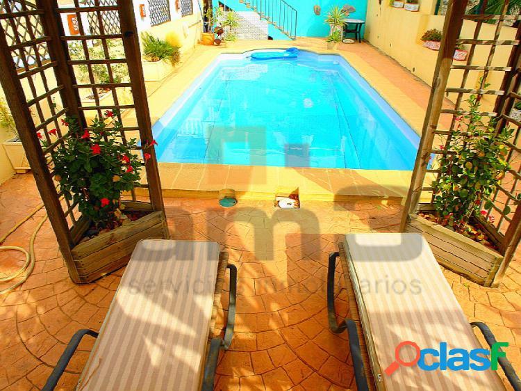 Chalet con piscina privada en Antas. 2