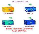144PRESEVATIVOS DUREX 45€
