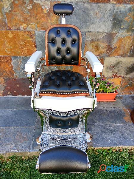 1910 asiento del peluquero