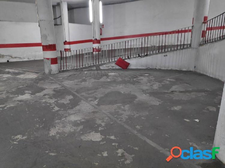 Altamar alicante vende garaje en pleno centro de alicante