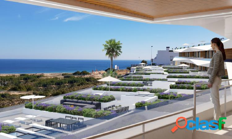 Apartamento de lujo con vistas al mar en gran alacant