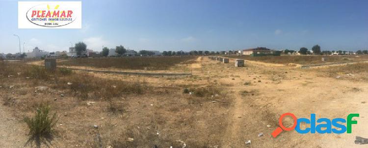 Parcelas urbanas zona la lagunilla