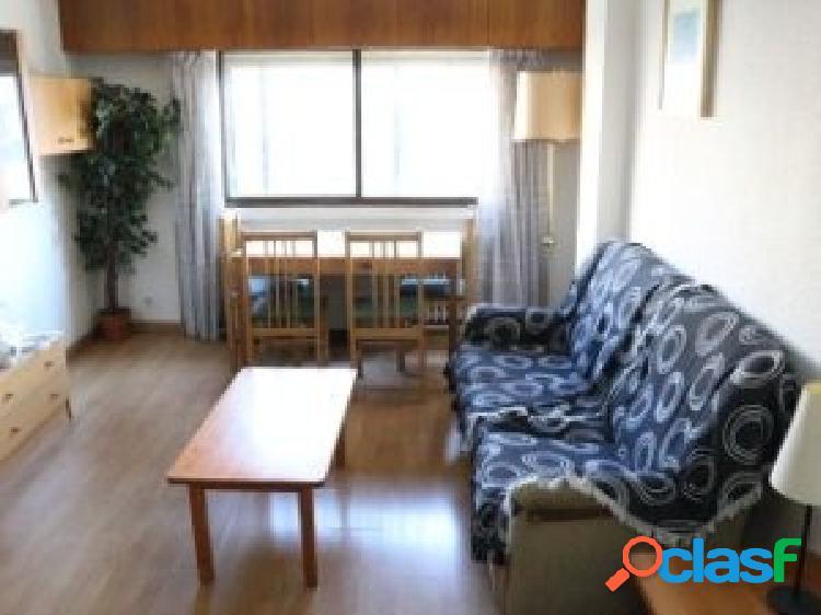 Acogedor apartamento amueblado en goya