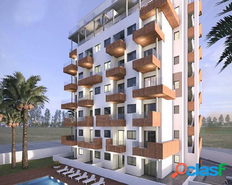 Apartamento de obra nueva en v