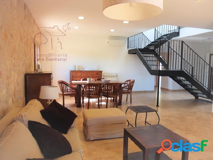 Casa amplia con piscina, a tan sólo 300 m. de ses salines, a 5 minutos de la playa d'es trenc.