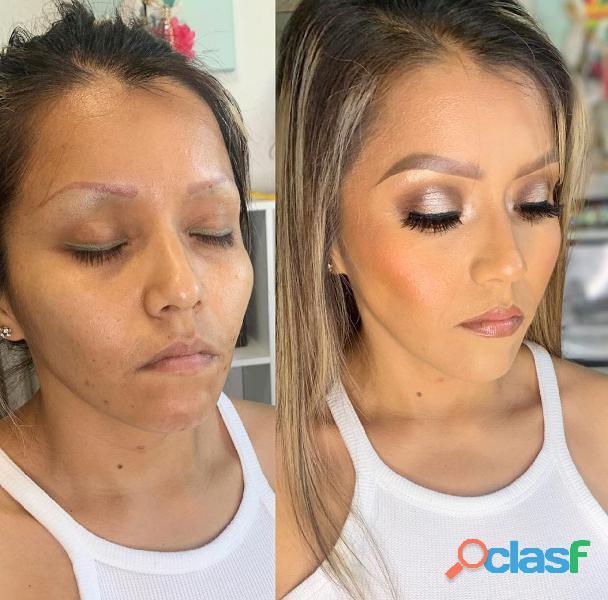 Curso Profesional de Auto Maquillaje 1