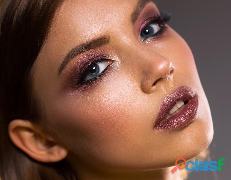 Curso Profesional de Auto Maquillaje 2