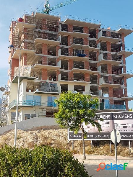 Edificio oasis de la cala - inversion extranjera- para alquiler vacacional
