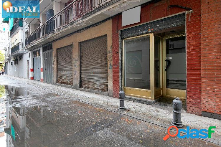 A5955v5. local comercial en granada. www.idealhouse.es