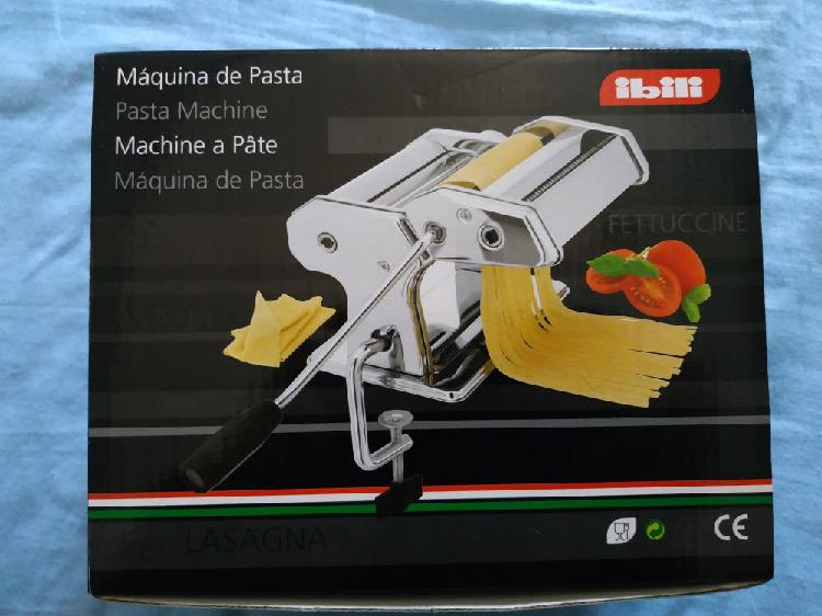 Maquina hacer pasta