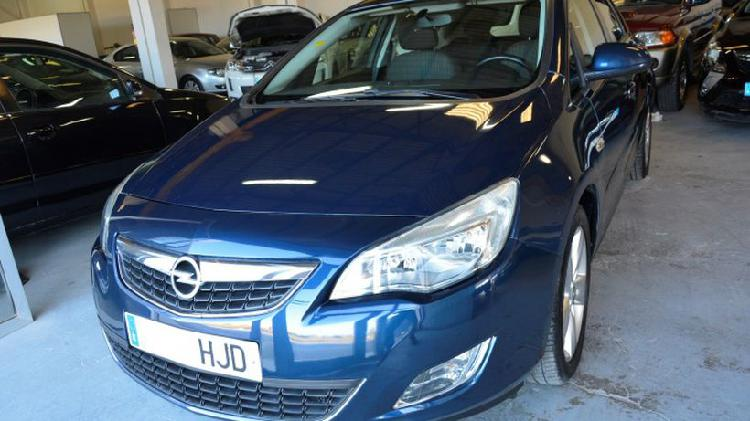 Opel astra 1.6 t cosmo
