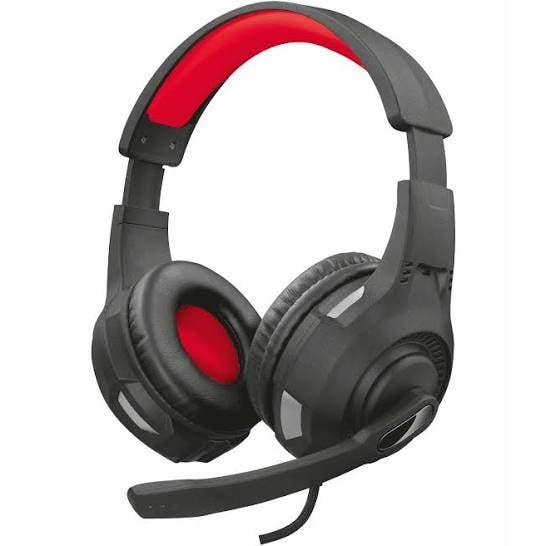 Auriculares gaming trust gxt 307 ravu (poco uso)