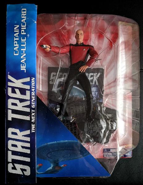 Diamond select star trek tng picard nueva