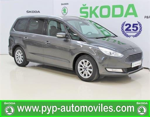 Ford galaxy 2.0 tdci 110kw titanium powershift 5p.