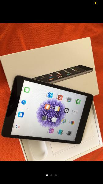 Ipad mini 16gb gris wifi