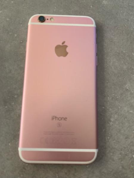 Iphone 6s rose gold 64gb