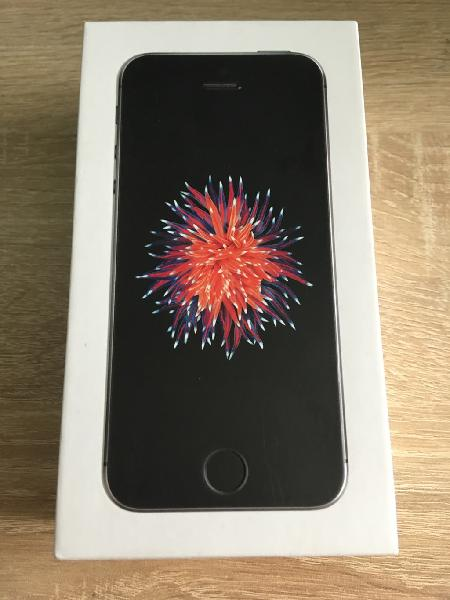 Iphone se 16gb space grey