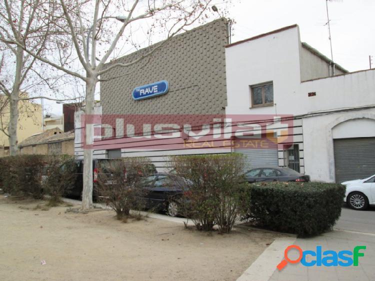 Local en alquiler, vilafranca del penedès, 2 locales más vivienda.-plusvila