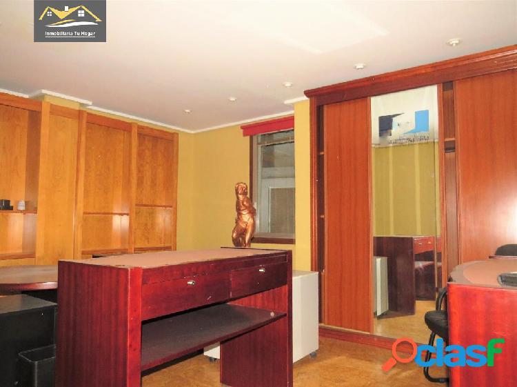 Se alquila oficina de 15 m2 en el centro cerca de la plaza de san lázaro. ref: 2779