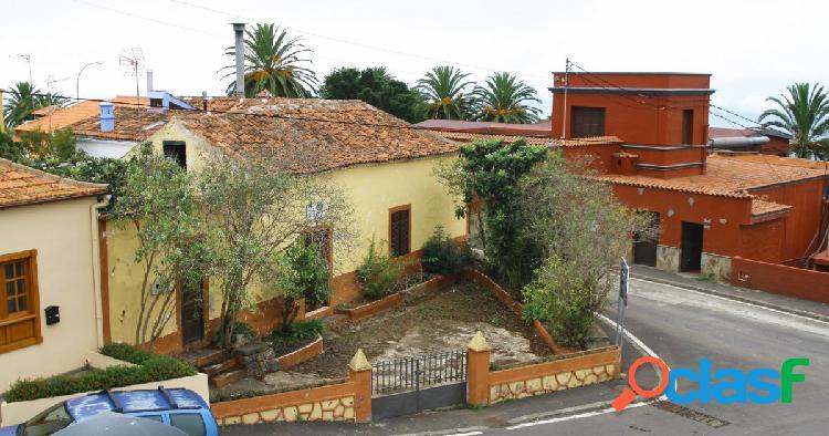 Chalet/casa de siglo xix, santa catalina, tacoronte