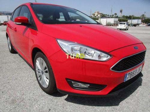Ford Focus 1.5 TDCI E6 TREN PLUS USO PRIVADO CERTIFICADO DE