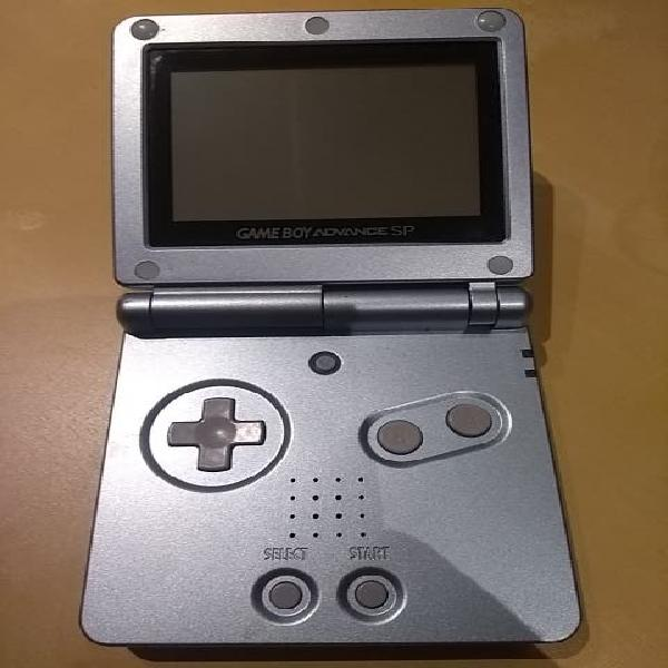 Gameboy advance sp ( gba sp)