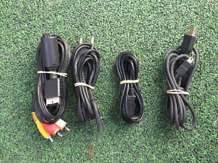 Playstation 3. cables