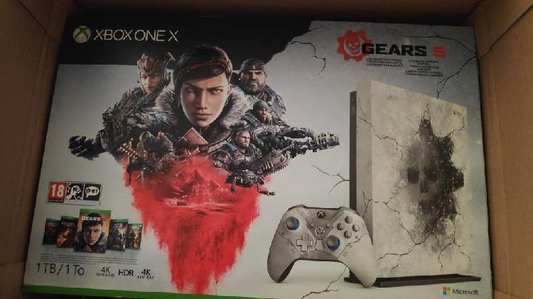 Xbox one x gears 5 limited edition (1tb)