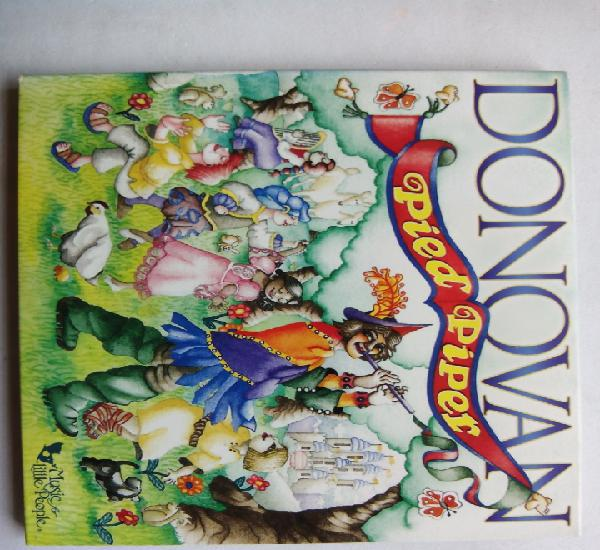 Donovan. pied piper. cd music for little people r2 78290.