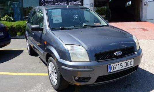 Ford fusion 1.4 tdci trend 5p.