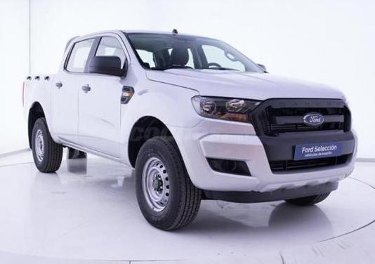 Ford ranger 2.2 tdci 118kw 4x4 doble cab. xl ss 4p