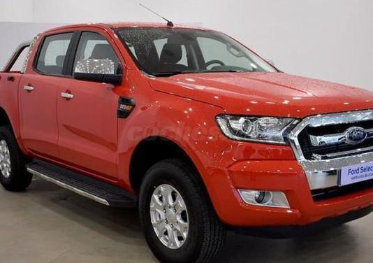 Ford ranger 2.2 tdci 118kw 4x4 doble cab. xlt ss 4