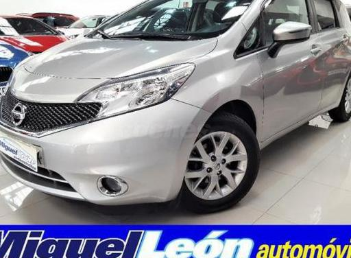 Nissan note 5p. 1.5dci naru edition 5p.