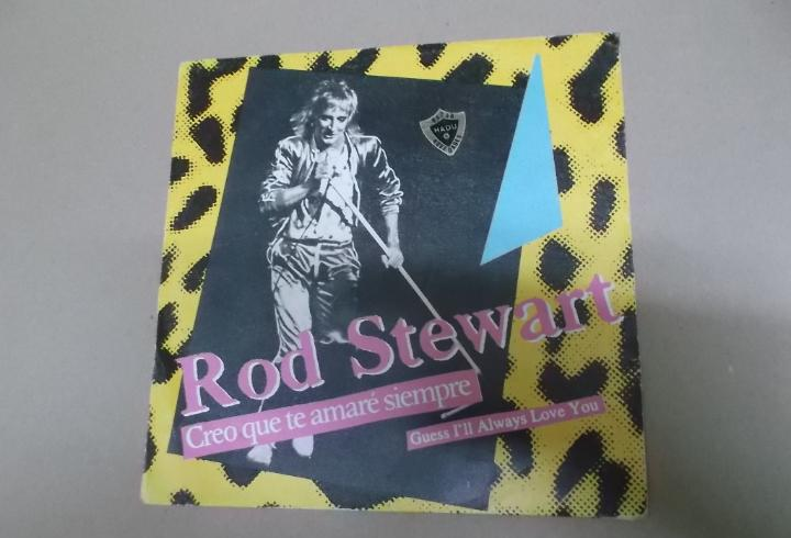 Rod stewart (sn) guess i'll always love you año – 1982