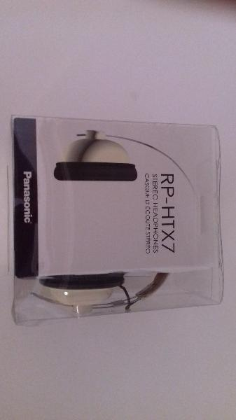 Auriculares vintage panasonic rp - htx7