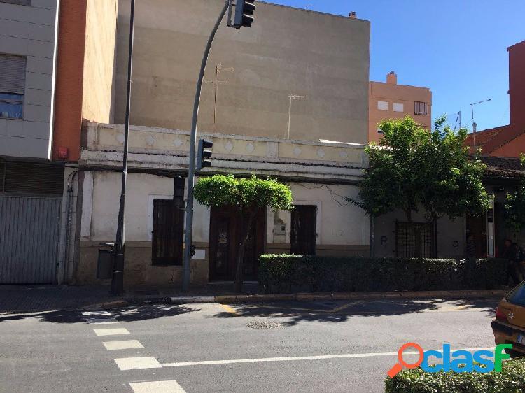 Solar residencial en casco urbano, torrente