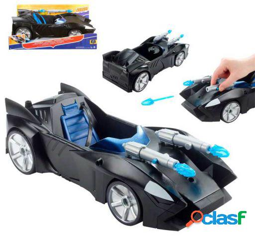 Mattel batmovil doble lanzamisil 200 gr