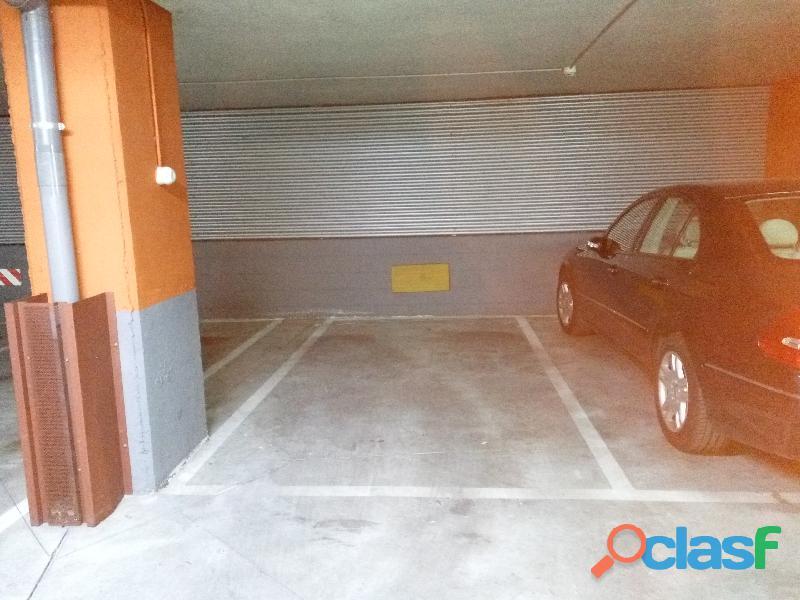 Alquilo Plaza Garaje Ensanche de Vallecas 3
