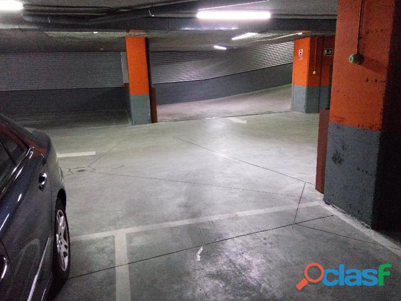 Alquilo Plaza Garaje Ensanche de Vallecas 1